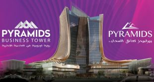 PYRAMIDS BUSINESS TOWER- بيراميدز بيزنس تاور