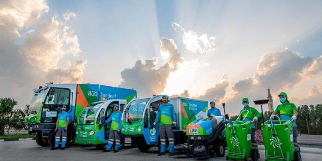 «بيئة الإماراتية» تبدأ أعمالها في العاصمة الإدارية