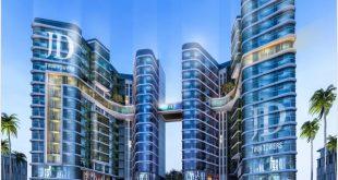 جي دي تاور العاصمة الادارية – JD TOWER NEW CAPITAL